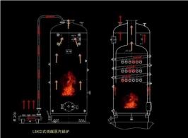 玉林立式燃煤蒸汽万博app开户1吨